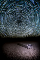 """Death Valley"" Racetrack playa"" ""star trails"""